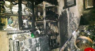 ماجرای انفجارهای پیدرپی در ساختمان مسکونی خیابان دماوند +عکس