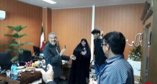 علیرضا بیرانوند شورای شهر کرج را به هم ریخت!/ عکس