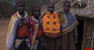 ازدواج اجباری دختران زیر سن قانونی در آفریقا!