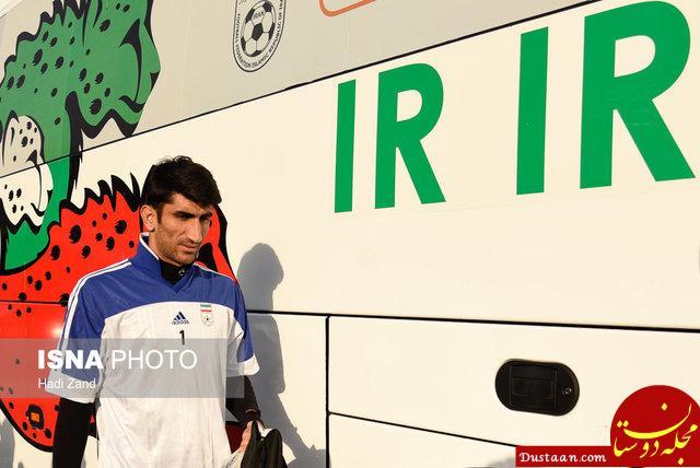 www.dustaan.com علیرضا بیرانوند نهمین دروازهبان برتر فوتبال جهان شد +عکس