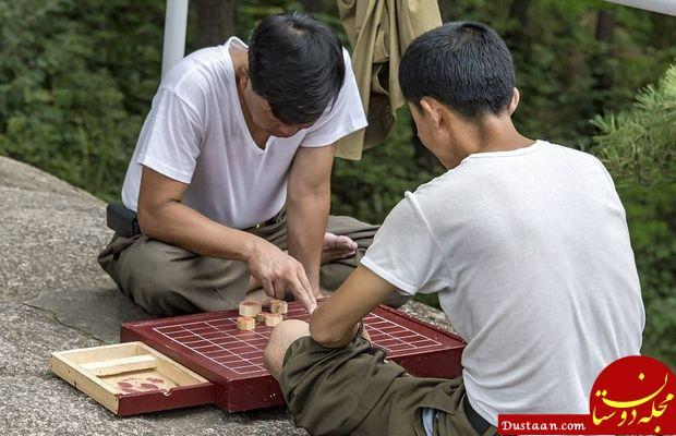 www.dustaan.com چهره واقعی ارتش کره شمالی ببینید! +تصاویر