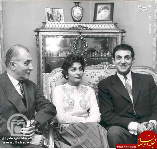 www.dustaan.com ژن خوب دوران پهلوی را بشناسید! +تصاویر