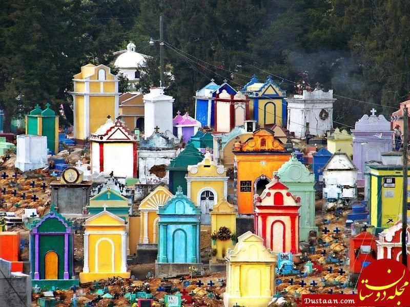 www.dustaan.com جشن پس از مرگ در کشور گواتمالا! +عکس