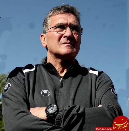 www.dustaan.com تصمیم سرمربی پرسپولیس در مورد ۳ بازیکن تیمش