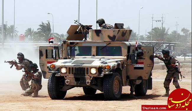 www.dustaan.com آیا جنگ نیروهای نیابتی ایران و آمریکا در عراق نزدیک است؟