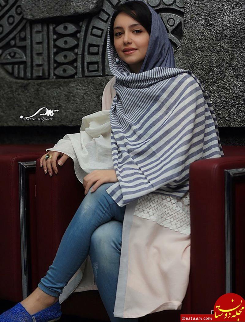 www.dustaan.com «نازنین بیاتی» هم به «گلشیفته» پیوست!