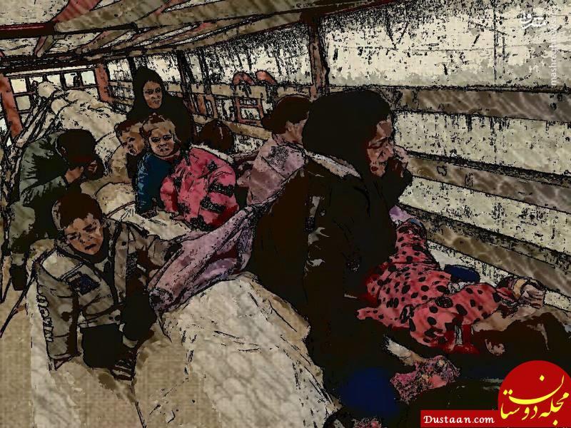 کشف محموله قاچاق کودک در گمرک +عکس