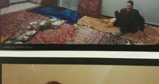 عکس دیده نشده از پدر سردار سلیمانی
