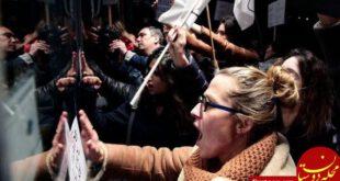 کارگردان بدنام زنان پاریسی را خشمگین کرد +عکس