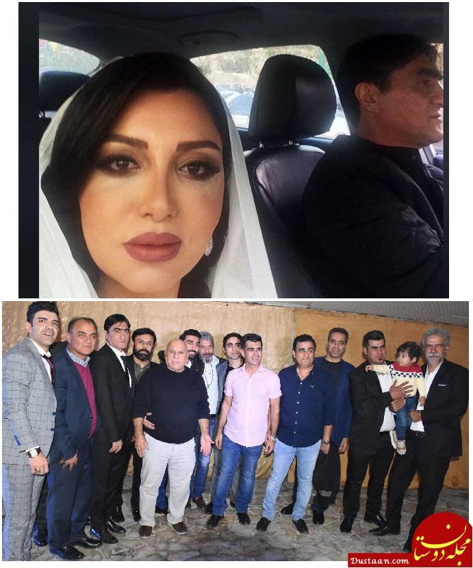 www.dustaan.com جزئیات ازدواج سوم ناصر محمدخانی بازیکن سابق پرسپولیس +تصاویر