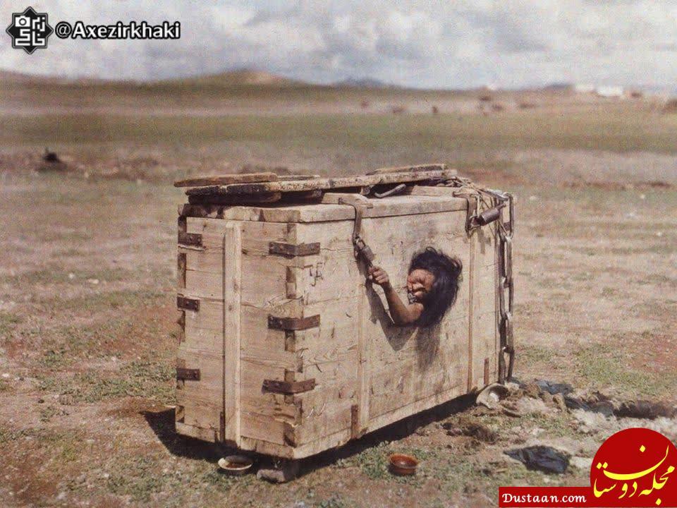 www.dustaan.com اعدام بیرحمانه زنان در مغولستان +عکس