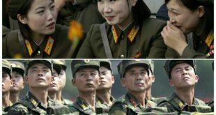 در این کشور دختر ها باید 7 سال به سربازی بروند! +عکس و فیلم