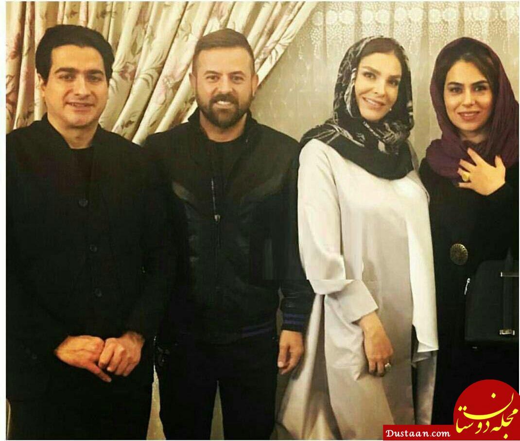 عکس های جدید هومن سیدی و همسرش بیتا اصلانی