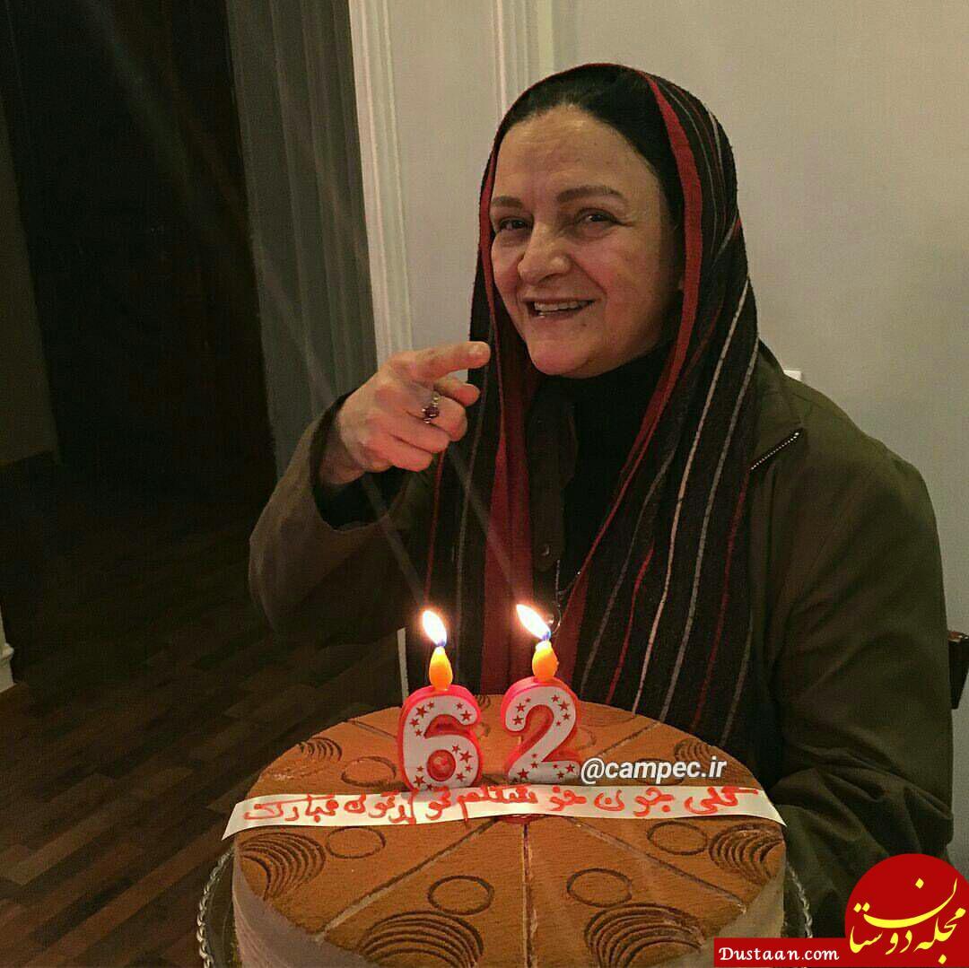 بیوگرافی مهدی هاشمی و همسرش گلاب آدینه + عکس های خانوادگی