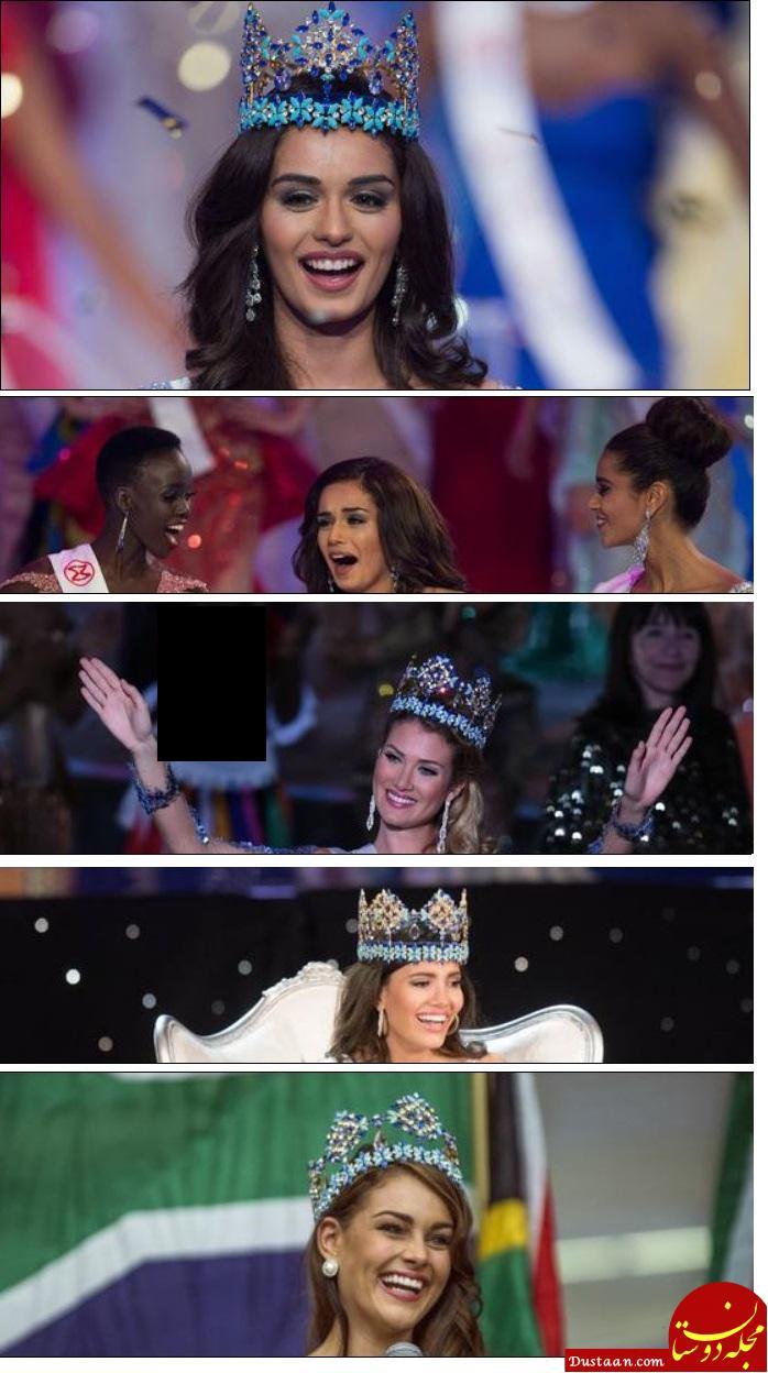 مانوشی چیلار زیباترین بانوی جهان شد + تصاویر مراسم انتخاب ملکه زیبایی جهان
