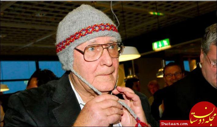 www.dustaan.com میلیاردر خسیسی که سالهاست برای خودش لباس نو نخریده! +عکس