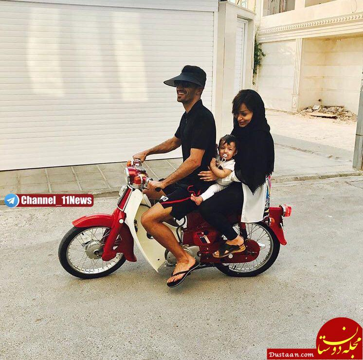 www.dustaan.com تفریح لاکچری کاپیتان پرسپولیس! +عکس