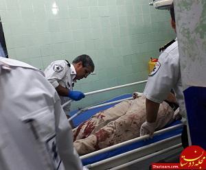 ۳۰ مجروح بر اثر واژگونی اتوبوس حامل زائرین ایرانی در بدره عراق