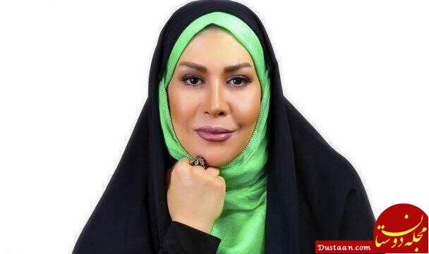 www.dustaan.com پایان ممنوع التصویری الهام صفوی زاده در تلویزیون