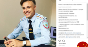 پلیس جوانی که کابران معتقدند باید ستاره سینما شود+تصاویر