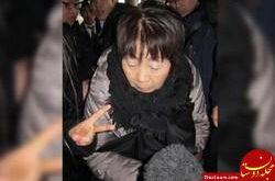 عکس: بیوه سیاه به مرگ محکوم شد