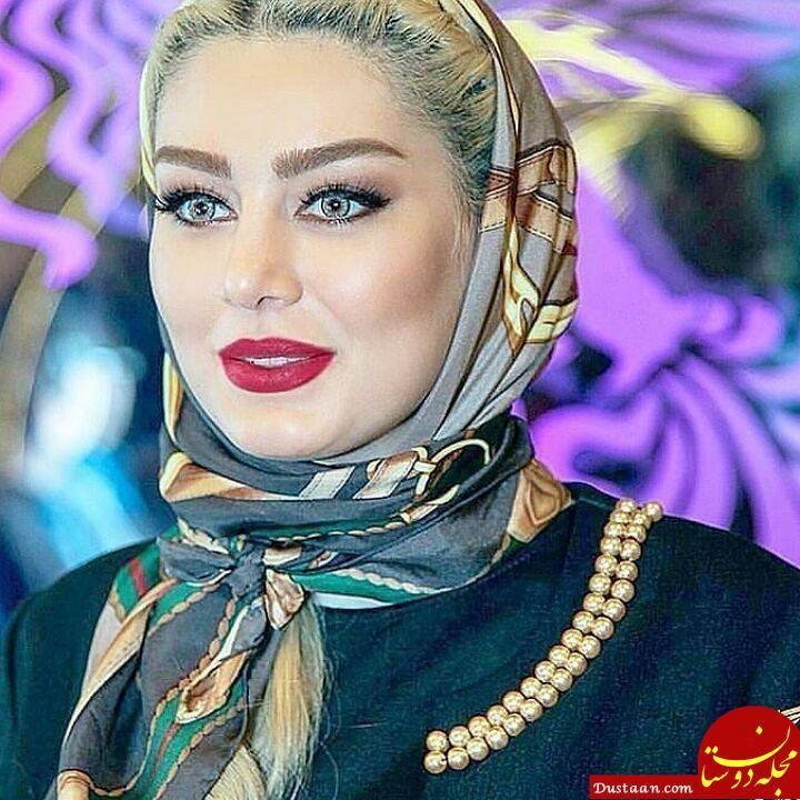 www.dustaan.com واکنش جالب سحر قریشی به خبر ازدواج او با فوتبالیست معروف +عکس