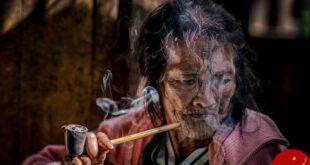 خالکوبی زنان میانمار در عکس روز نشنال جئوگرافیک +عکس