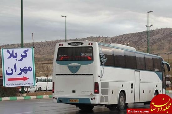 بلیت ۲۰۰ هزار تومانی اتوبوس مهران-تهران!