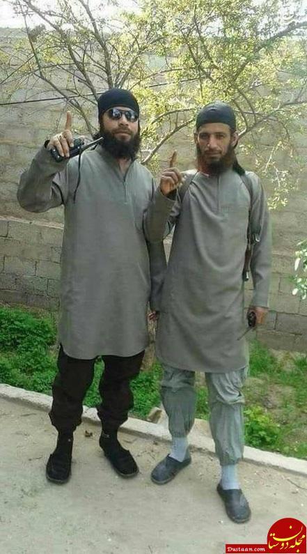 www.dustaan.com دستگیری یکی از فرماندهان ارشد داعش در ترکیه +عکس