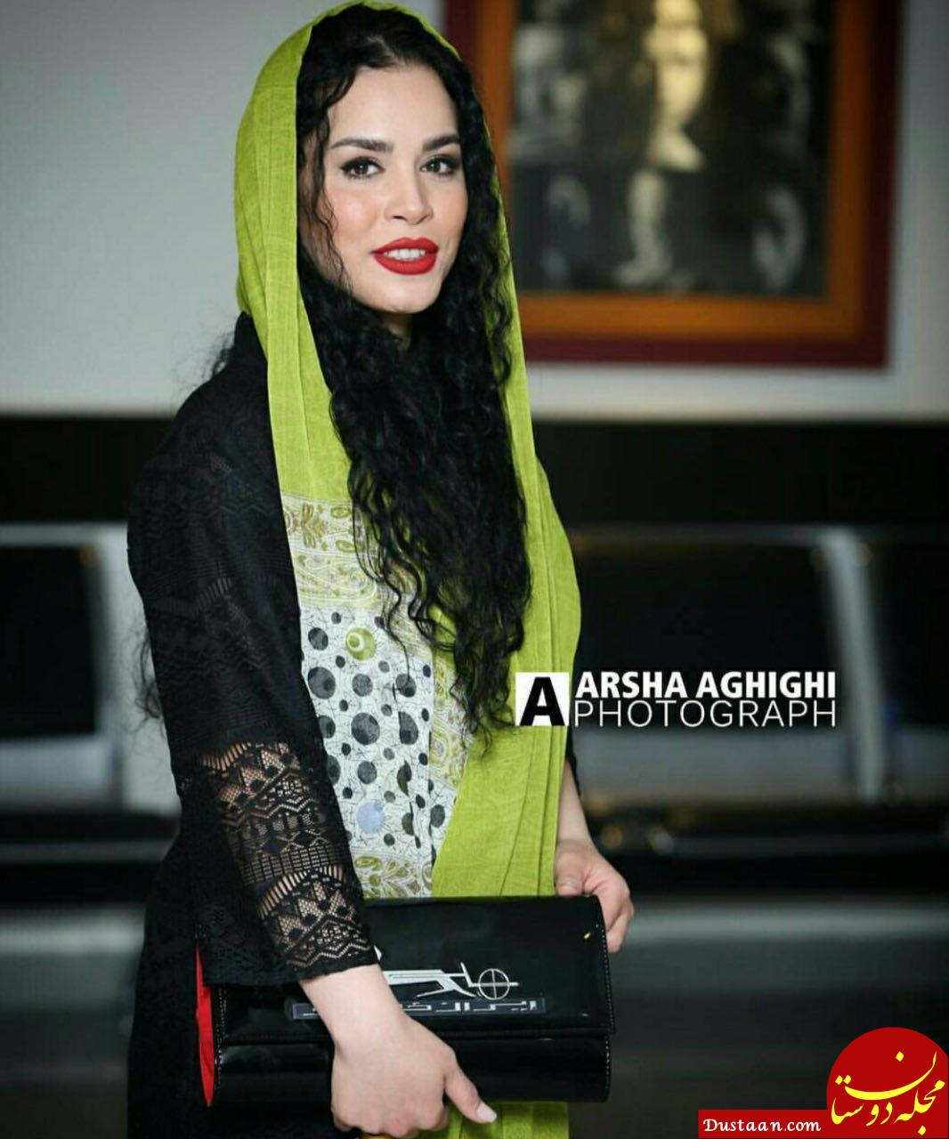 www.dustaan.com ملیکا شریفی نیا در جشن تولد 31 سالگی اش + تصاویر و بیوگرافی