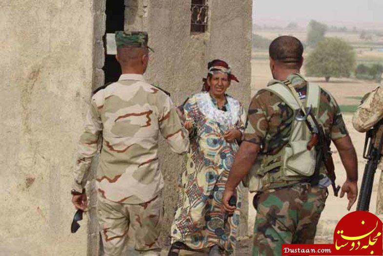 www.dustaan.com داعشیها به مادر خودشان هم رحم نکردند + عکس