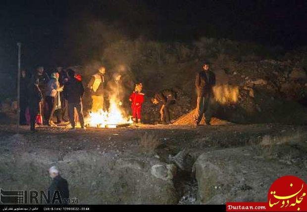 www.dustaan.com مردم مشهد نگران وقوع زمین لرزه نباشند