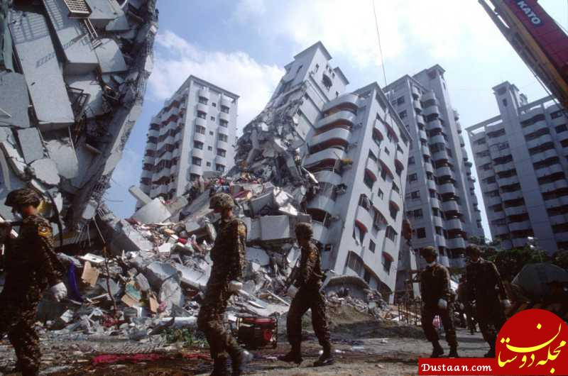 www.dustaan.com ۱۰ زلزله قدرتمند و ویرانگر ثبتشده در جهان +عکس