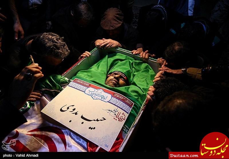 www.dustaan.com میلیاردری که شهید مدافع حرم شد +تصاویر