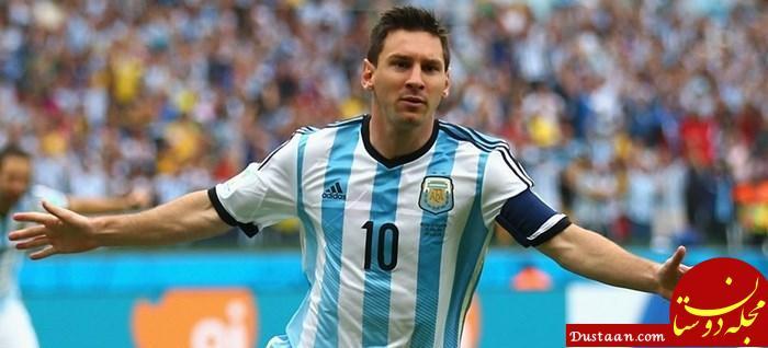 www.dustaan.com شکست سنگین آرژانتین مقابل نیجریه در نبود مسی