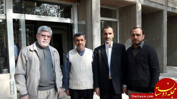www.dustaan.com درخواست بقایی و جوانفکر از رهبر انقلاب