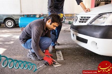 www.dustaan.com چند خودرو در ایران پلاک گذاری شده است؟