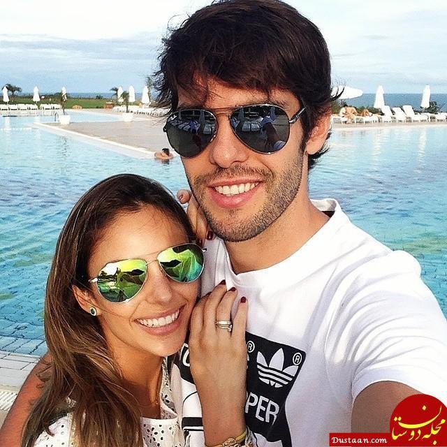 www.dustaan.com طلاق فوتبالیست معروف از همسرش و ازدواجش با یک مدل! +تصاویر