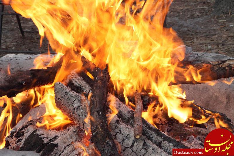 www.dustaan.com دود حاصل از سوختن چوب و زغال به مراتب خطرناک تر از سیگار است!