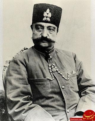 www.dustaan.com تعجب عجیب ناصرالدین شاه با دیدن کودکان فرانسوی! +عکس