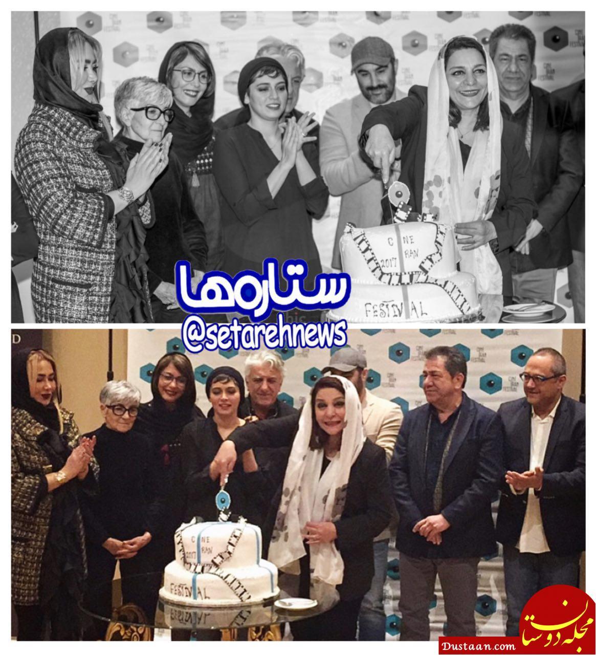 www.dustaan.com جشن بازیگران ایران در کانادا +عکس