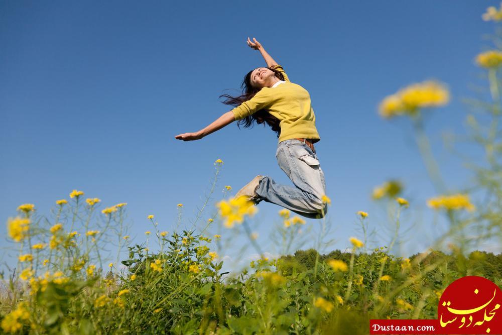 www.dustaan.com تاثیرات شاد بودن بر سلامت جسم انسان
