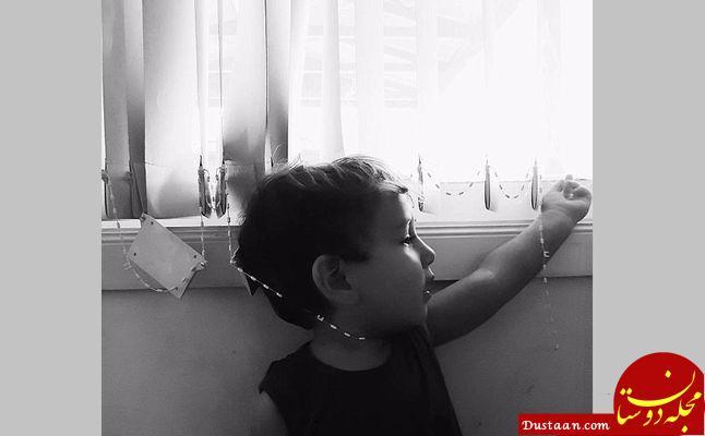 www.dustaan.com تصویری که زن جوان برای هشدار به مادران منتشر کرد! +عکس