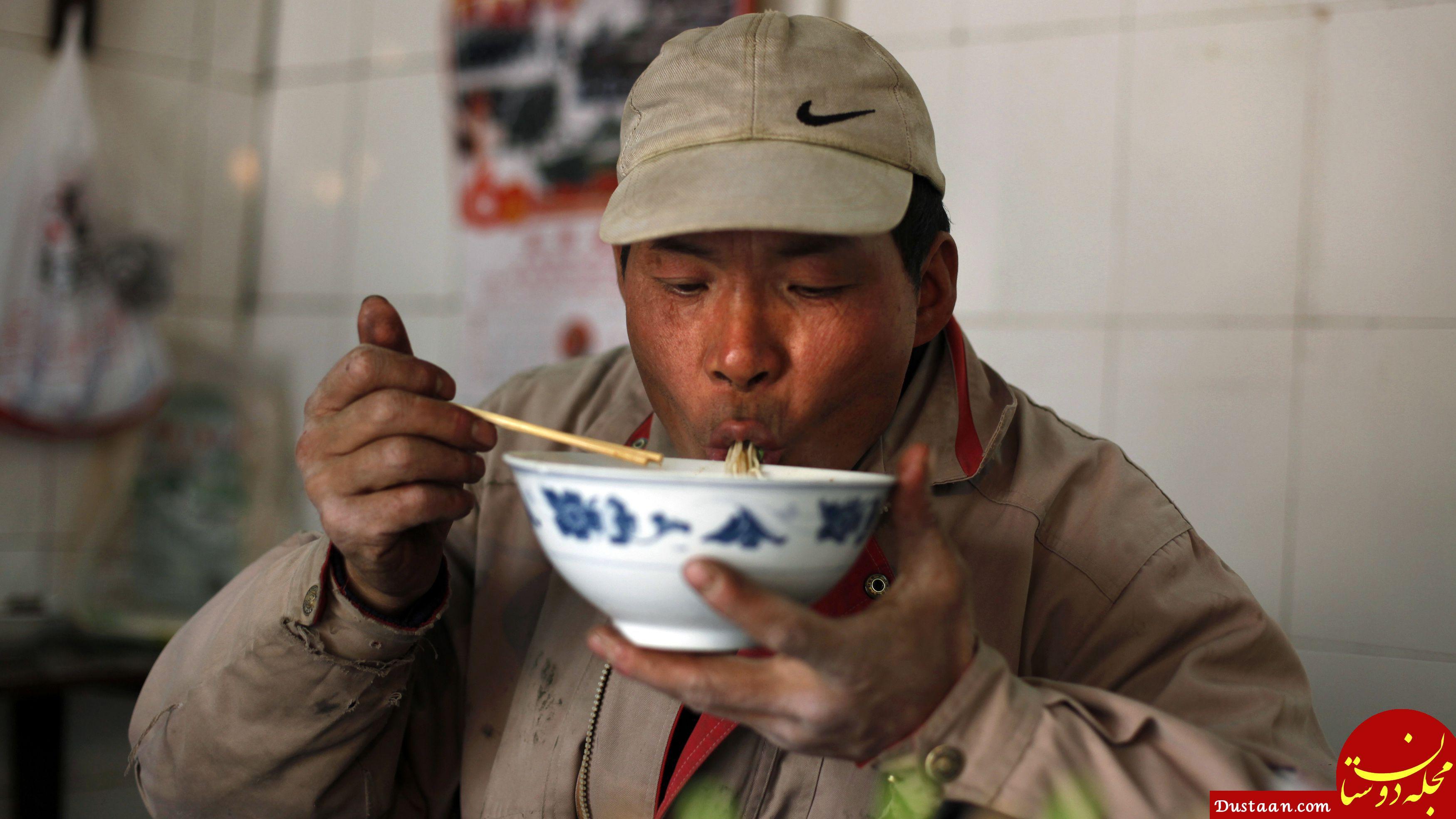 www.dustaan.com اقدام عجیب رستوران های چینی برای وابسته کردن مشتری! +عکس