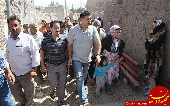 www.dustaan.com ممنوعیت تردد خودروهای شخصی در مناطق زلزله زده