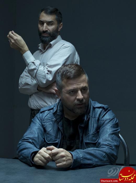 www.dustaan.com نقش متفاوت هادی کاظمی در فیلم «مصادره» +عکس