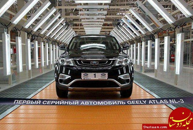 www.dustaan.com چینی ها بزرگترین کارخانه خودروسازی بلاروس را راه انداختند +عکس