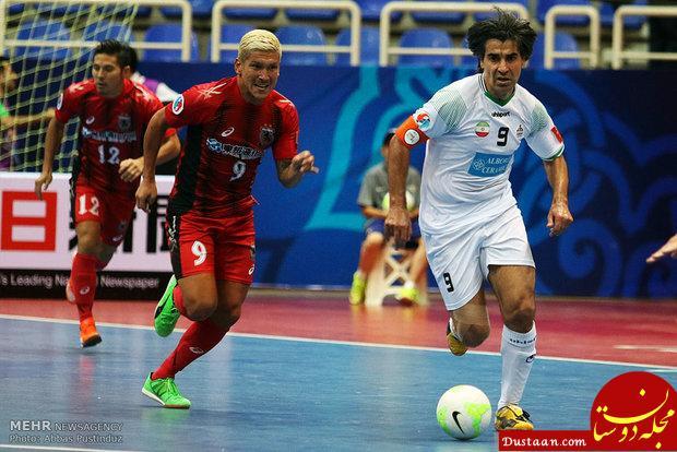 www.dustaan.com شمسایی برای حفظ رکوردش به تیم ملی می رود؟!