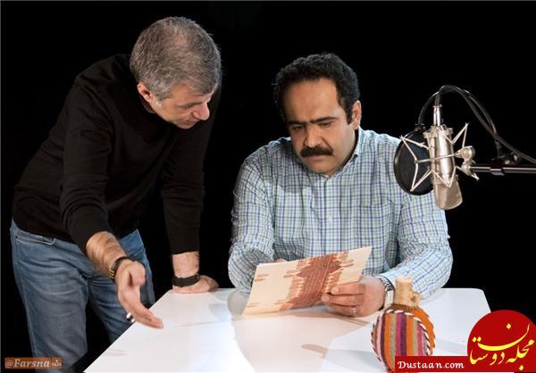 www.dustaan.com محمد بحرانی هم مجری شد! +عکس