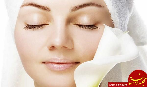 www.dustaan.com 5 ترفند برای داشتن پوست صاف و شفاف